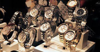 Luxuriöse Uhren