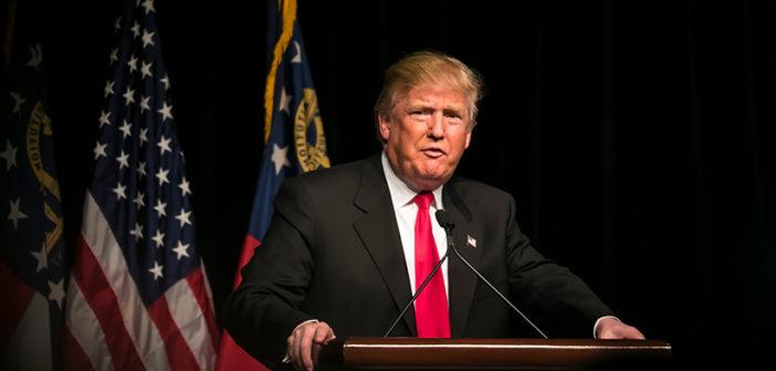 Haftbefehl Donald Trump