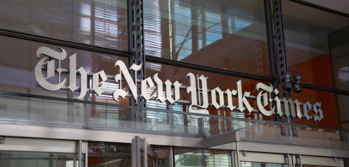 New York Times vergrößert ihr TV- und Filmgeschäft