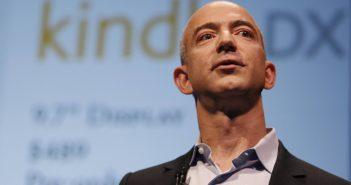 Bezos setzt neuen Reichtums-Rekord
