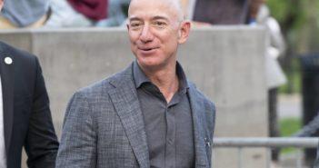 Jeff Bezos: Auf einen Schlag um 13 Milliarden reicher