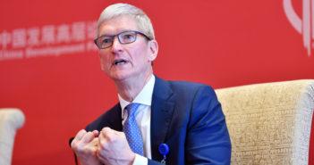 Apple-Chef Tim Cook wird Milliardär