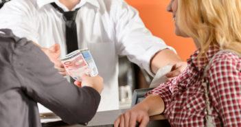Händler dürfen Barzahlung verweigern