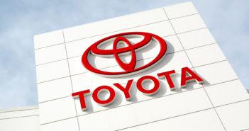 Toyota schreibt auch in der Krise schwarze Zahlen
