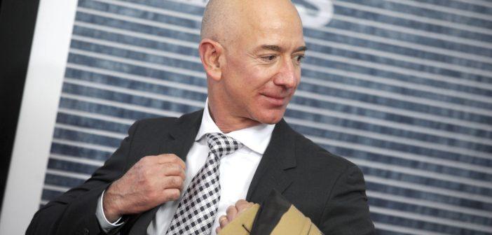 Jeff Bezos verkauft zwei Millionen Amazon-Aktien