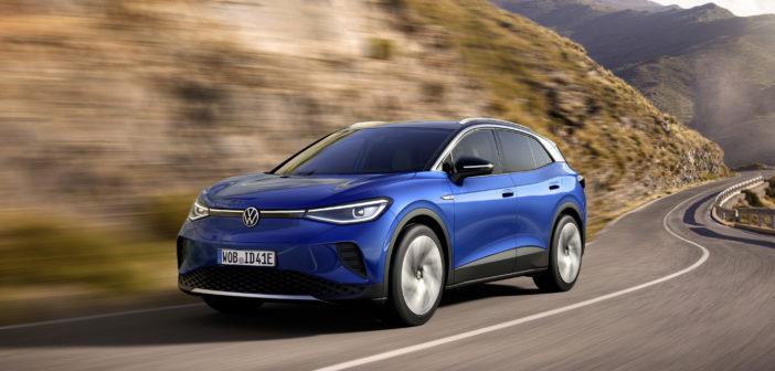 VW stellt seinen SUV Vollstromer ID.4 vor