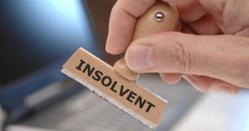 Erwartete Insolvenzen bleiben vorerst aus