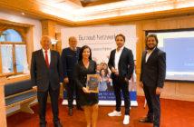 Normann Stadler mit Ehrenaward des Burnout-Netzwerkes ausgezeichnet