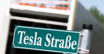 Neue Batterien und Technologie in Berliner Tesla-Werk