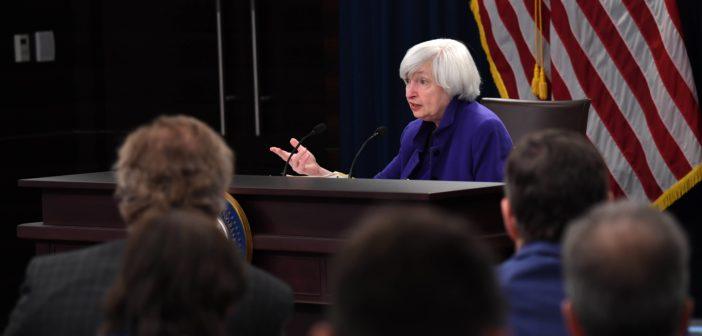 Janet Yellen: Nordamerikas erste Finanzministerin