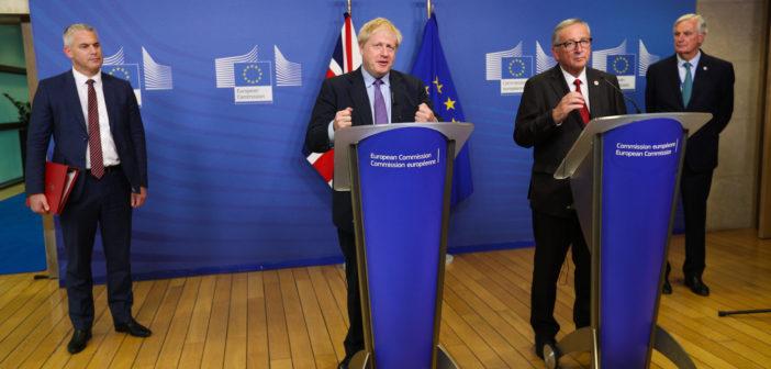 Brexit: Warum es noch immer kein Abkommen gibt