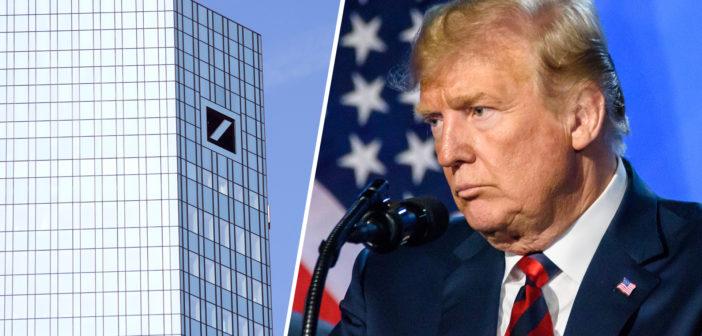 Deutsche Bank trennt sich von Donald Trump